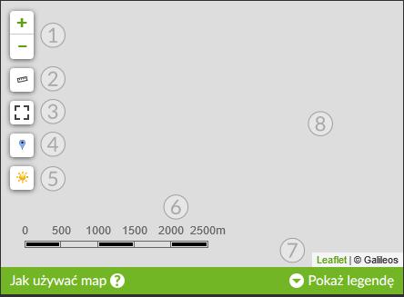 Interfejs map