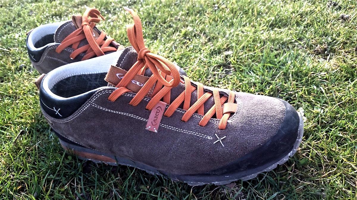 Recenzja butów AKU Bellamont Suede GTX   Góry i ludzie bfc0e161e97a