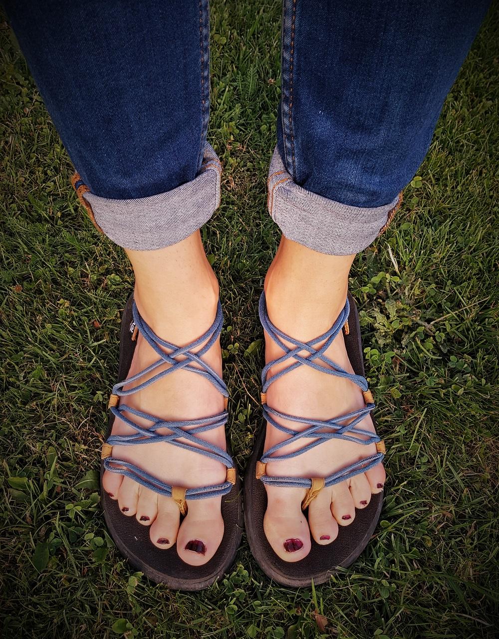 8b9588d2c23f Recenzja sandałów damskich Teva Voya Infinity