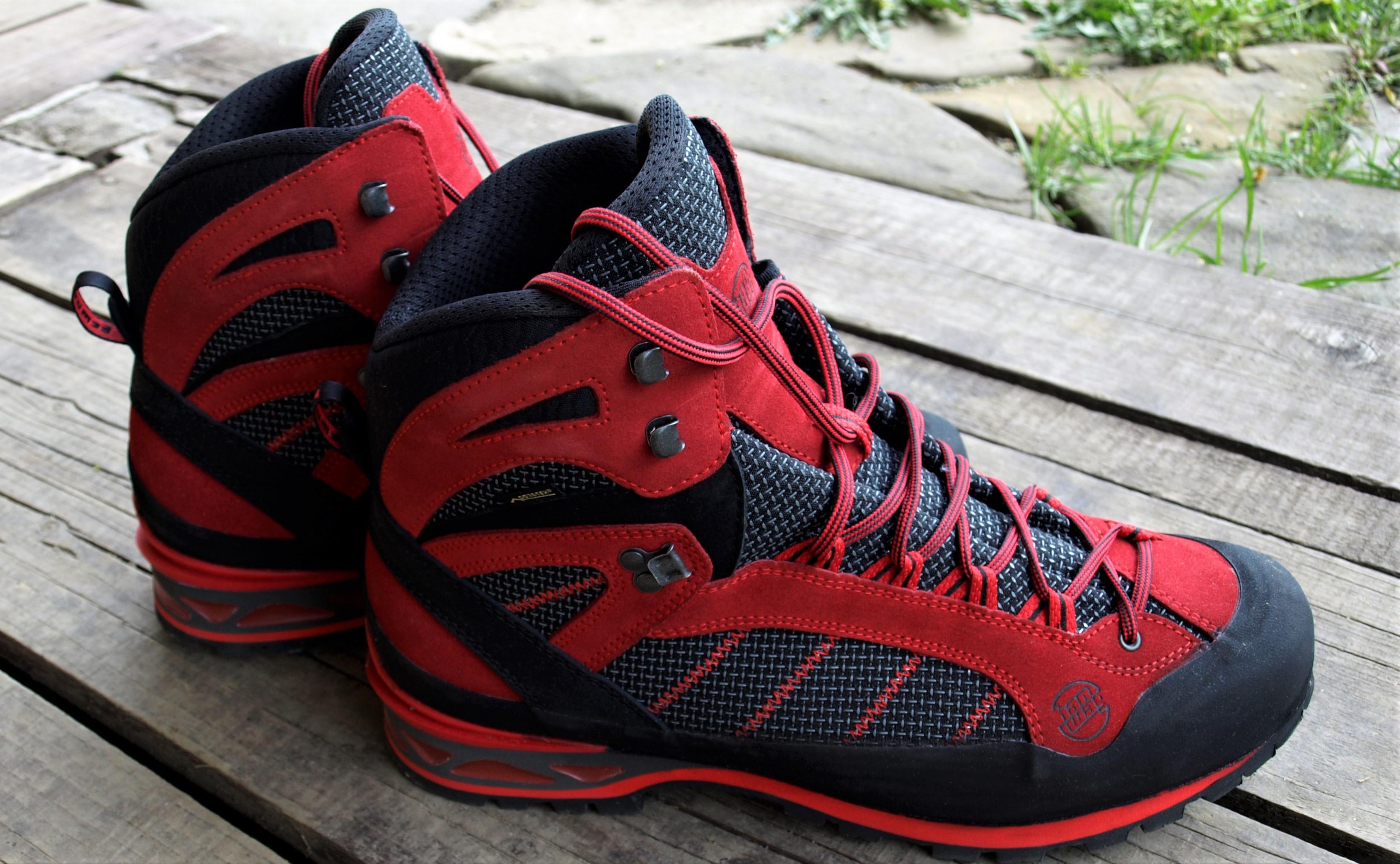 HANWAG Makra Combi GTX GORE TEX. Recenzja męskich butów