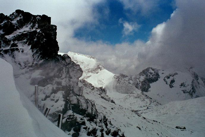 Collado Meners, czerwiec, Pireneje