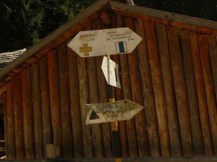 Dolina Dambovicioary - szlaki