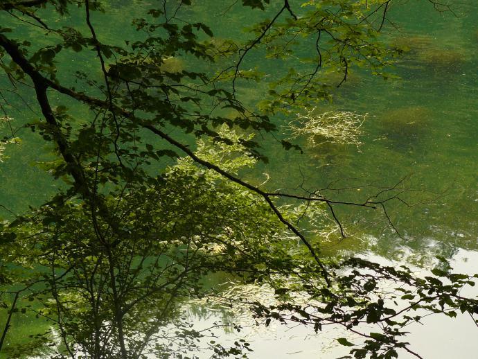 Jezioro Górne (Felsö-tó)