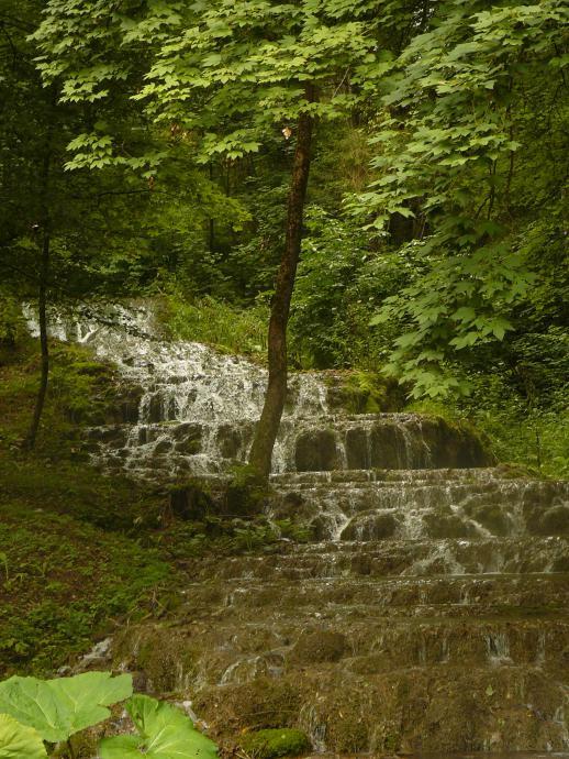 Wodospad, Dolina Szalayki