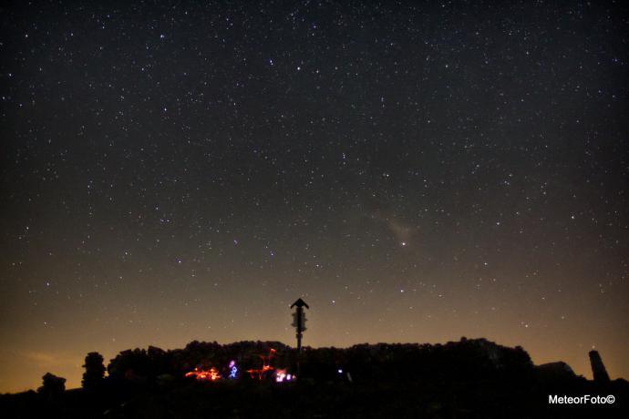 Murek na Diablaku z gwiazdami od poudnia jeszcze raz