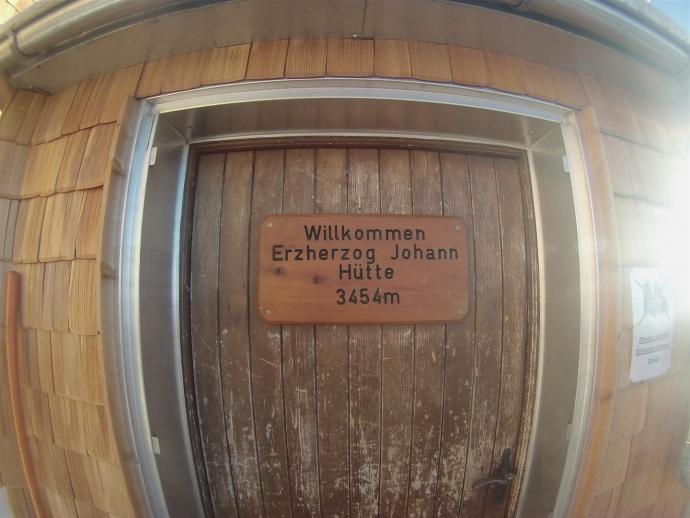 Schronisko Erzherzog-Johann-Hutte