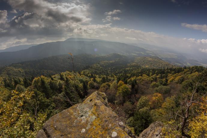 Góry Polana