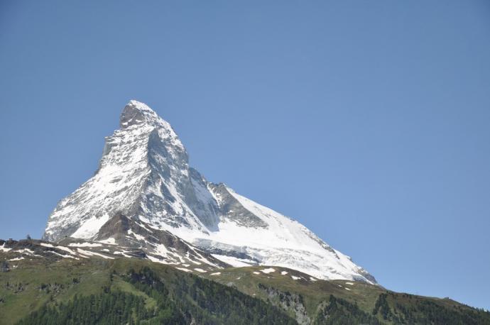 Matterhorn 4478 m.n.p.m