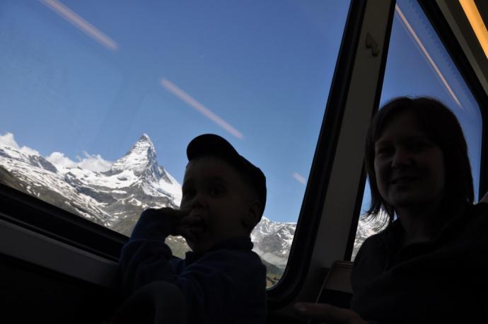 kolejka Zermatt-Gornergrat