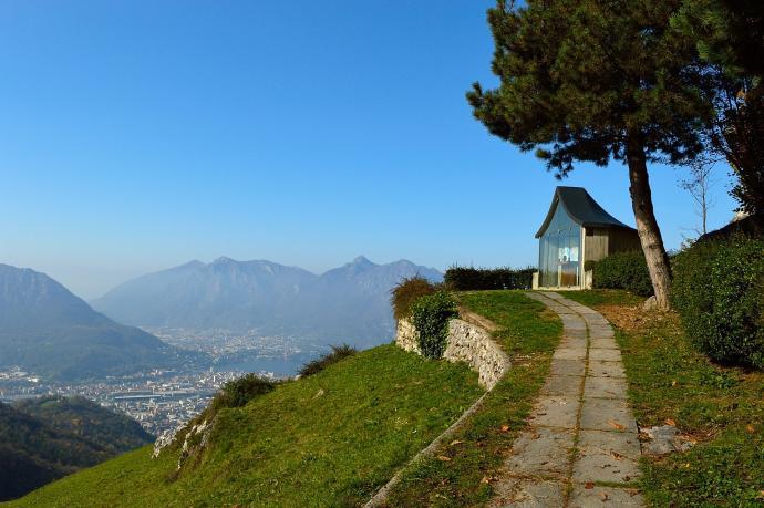 Trasa na Monte Resegone3