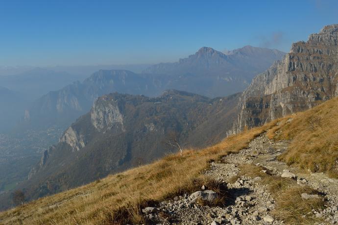 Trasa na Monte Resegone7