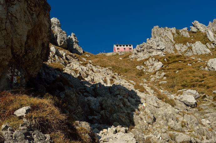 Trasa na Monte Resegone10