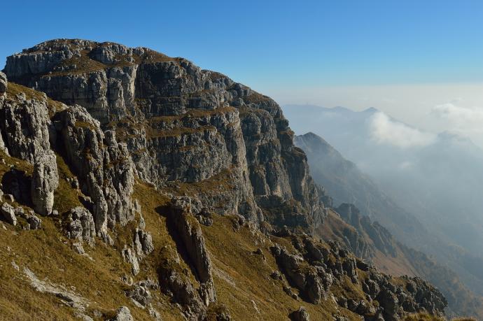 Trasa na Monte Resegone11