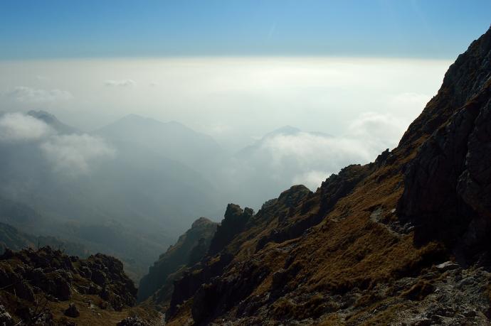 Trasa na Monte Resegone12