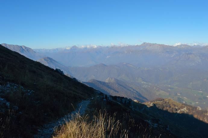 Trasa na Monte Resegone13