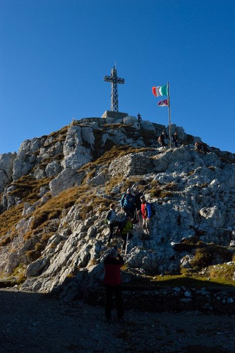 Monte Resegone - szczyt