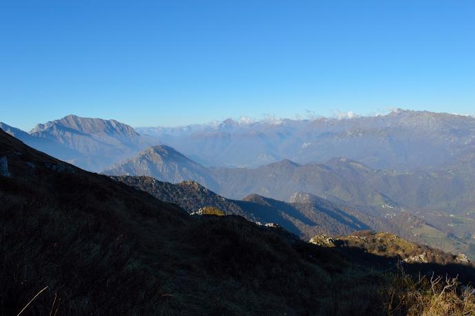 Trasa na Monte Resegone14