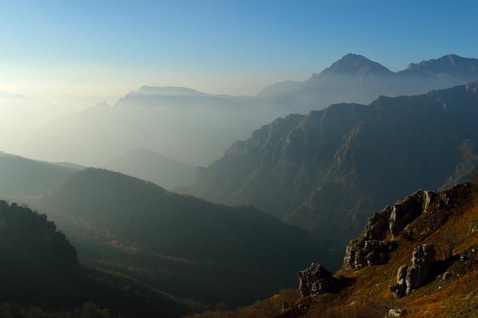 Trasa na Monte Resegone15