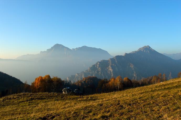 Trasa na Monte Resegone16