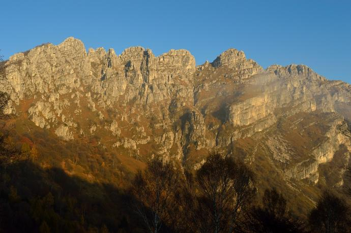Trasa na Monte Resegone17