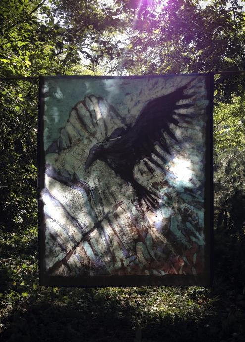 Trawers (Zamarła Turnia) 128 x 148 cm