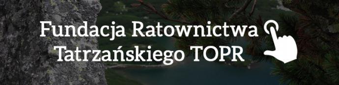 Fundacja Ratownictwa Górskiego TOPR