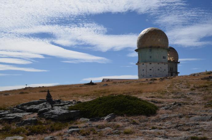 Na szczycie Torre