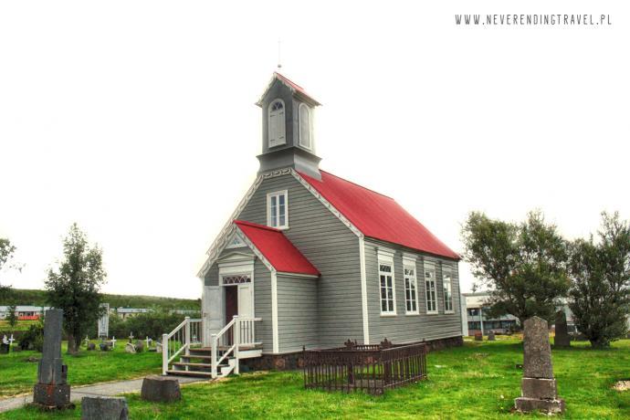 Kościół w Reykholt