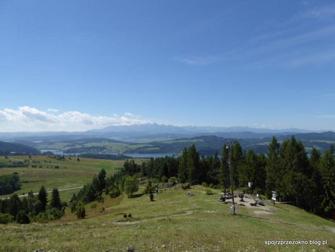 Widok z góry Wdżar