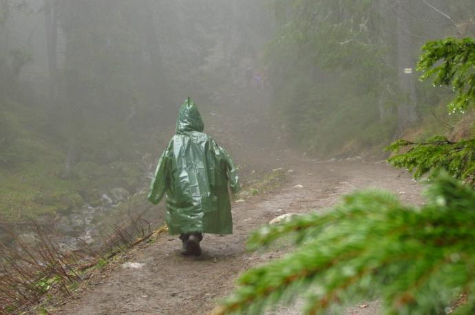 Na Przełęcz Bobrowiecką