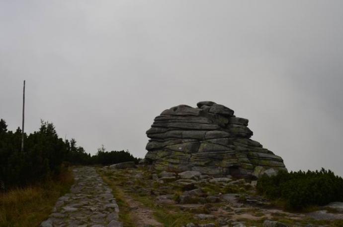 Śląskie Kamienie (Dívči kameny)