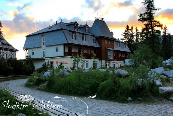 Hotel Solisko nad Szczyrbskim Jeziorem