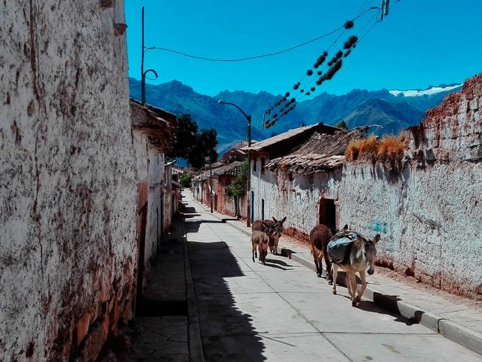 Lokalne wioski na szlakach trekkingowych