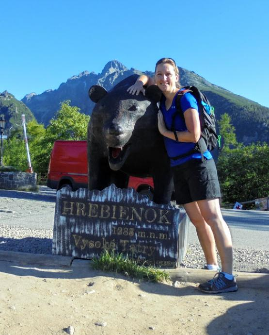 Niedźwiedź i Aga