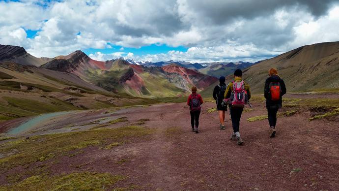 Trekking w Andach - Peru
