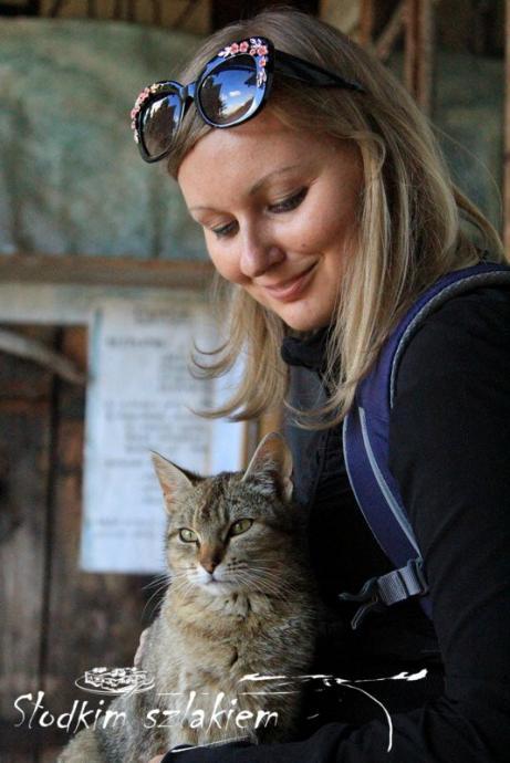 Koty z Niemcowej są wyjątkowo towarzyskie