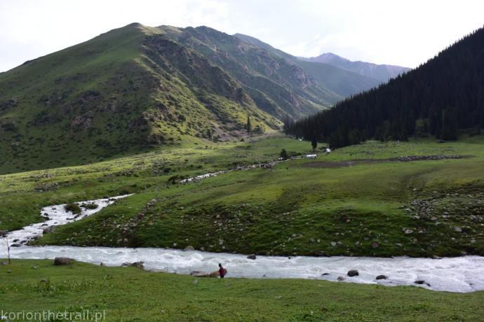 Dolina Altyn Arashan