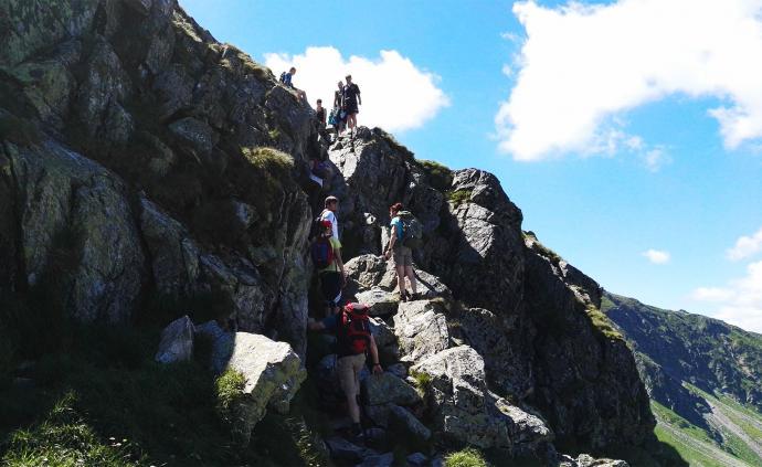 Pierwszy próg skalny