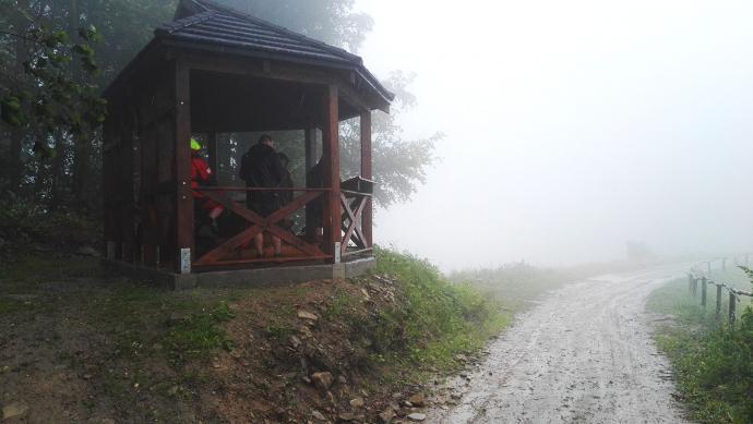Altana na Górze Marszałek