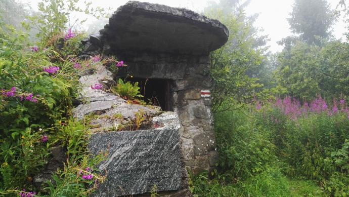 Ruiny schroniska