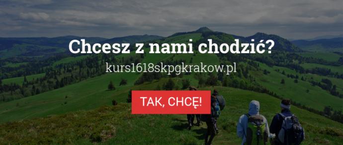 Kurs Przewodników Beskidzkich 2016-2018 SKPG Kraków