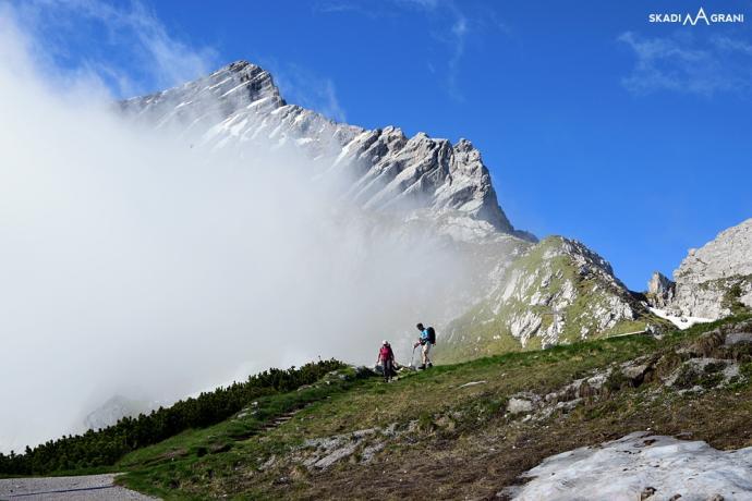 Alpspitze 2628 m n.p.m
