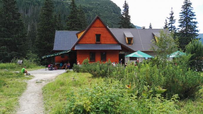 Bufet Rohacki (słow. Ťatliakova chata)