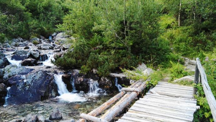 Przez mostek