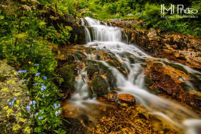 Wodospad Łabski