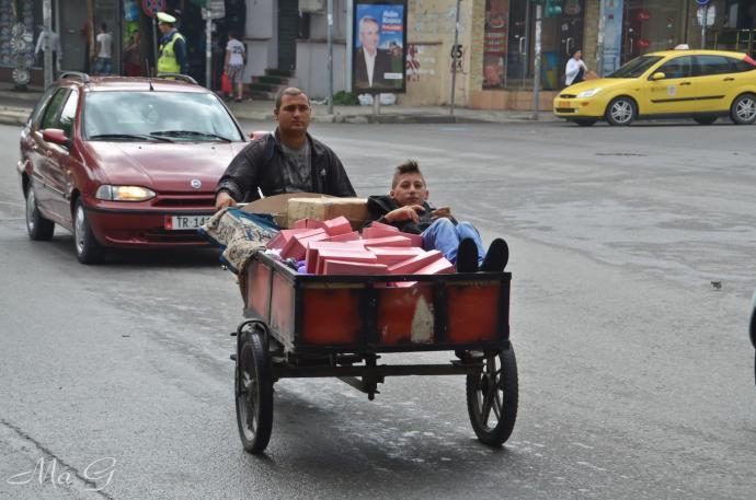 Uliczny transport