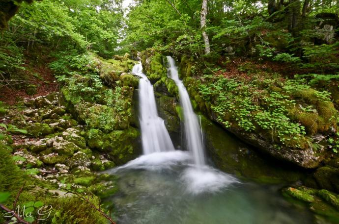 Wodospad Skawice