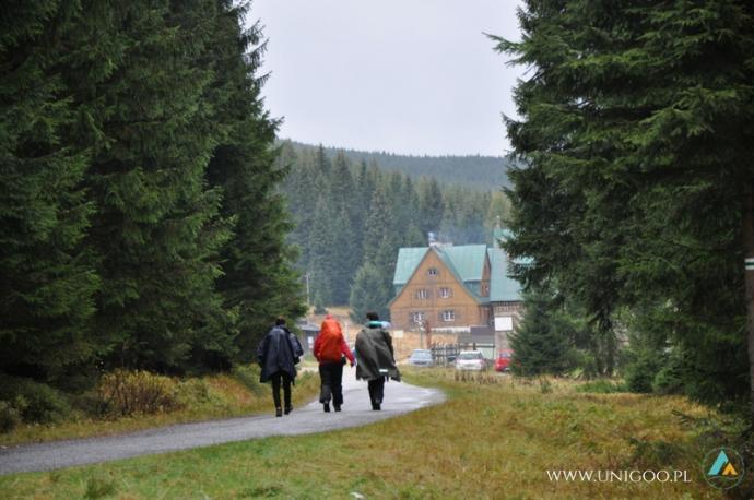 Stacja Turystyczna Orle - Strażnica