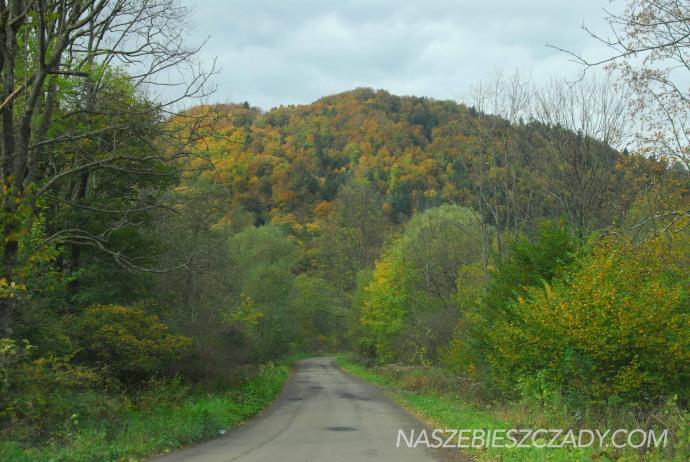 Bieszczady jesienią
