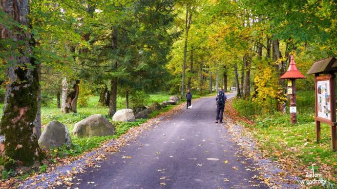 Już pierwsze kroki zwiastują zbliżającą się jesień